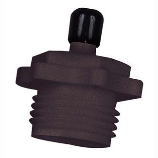 Blow Out Plug, Black