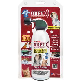 Obey Spray for Pets, 6 oz.