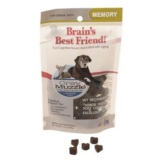 Brain's Best Friend Soft Chews, 90 Count