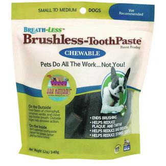 Senior Breath-Less Soft Chews, 4.1 oz. Bag