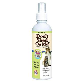 Don't Shed On Me! 8 oz. Spray