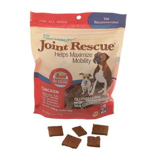 Sea Mobility Joint Rescue Jerky Chews, 9 oz. Bag, Chicken Flavor
