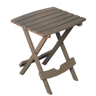 Tag Along Quik-Fold Table, Portabello
