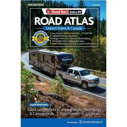 Rand mcnally campground & trailer park guide: amazon. Com: books.