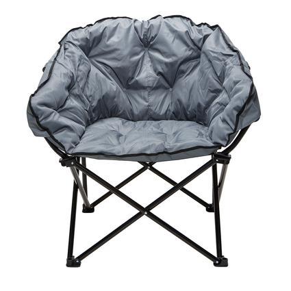 Charcoal Club Chair Mac Sports C932s 116 Folding