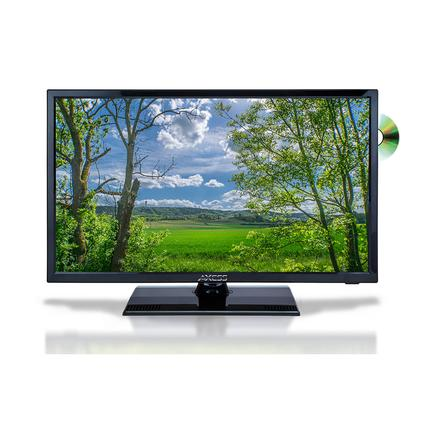 LED TV with DVD, 22