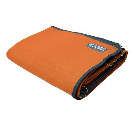 Sand Free Mat, Orange - 6' x 6'
