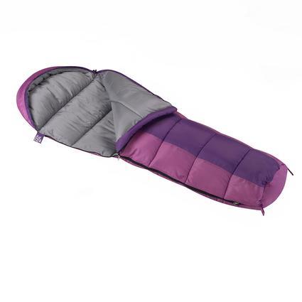 Girls Backyard Sleeping Bag, 30 Degrees, Short