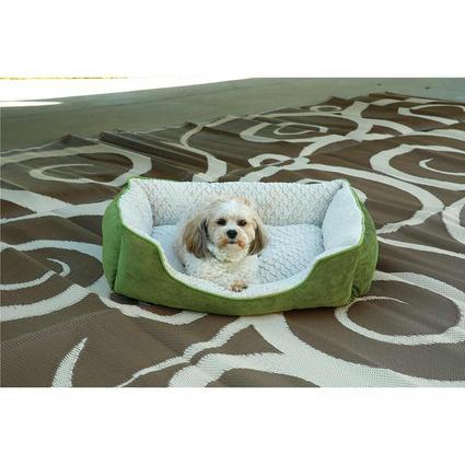 Sage Dog Bed