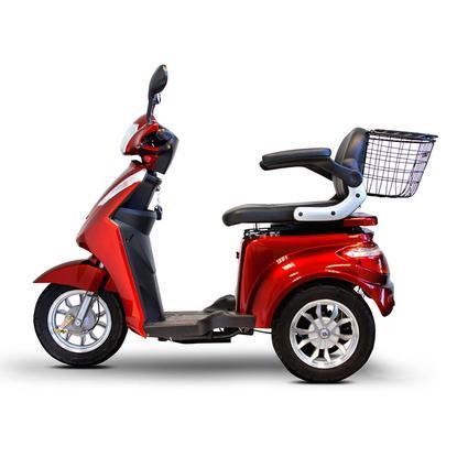 3 Wheel Heavy Duty Scooter, Red