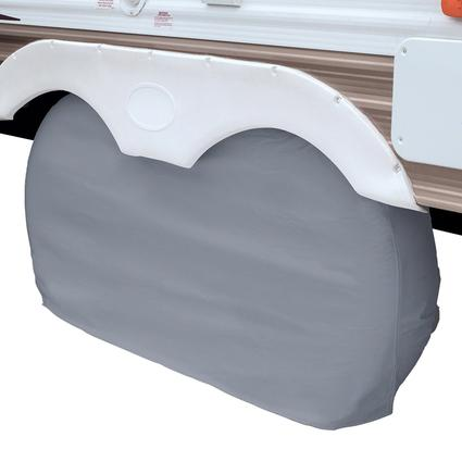 Overdrive RV Dual Axle Wheel Cover, 30
