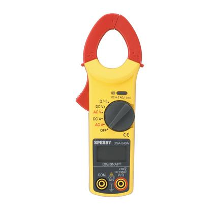 Digital Snap Around Clamp Meter