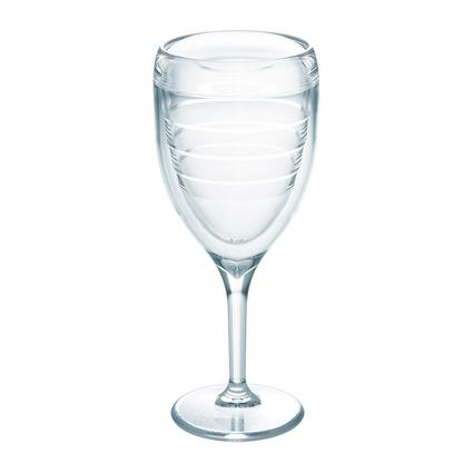 Tervis Wine Glass, Clear