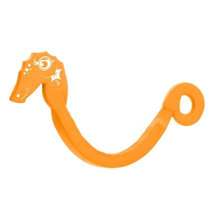 Flipper Dipper Seahorse, Orange Breeze