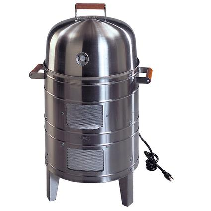 Southern Country Electric Smoker, Stainless Steel