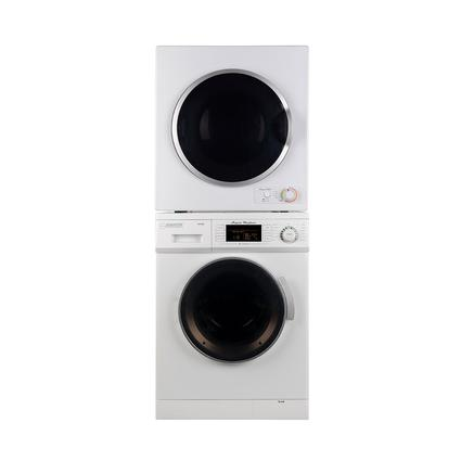 Equator Set of Super Washer and Compact Dryer