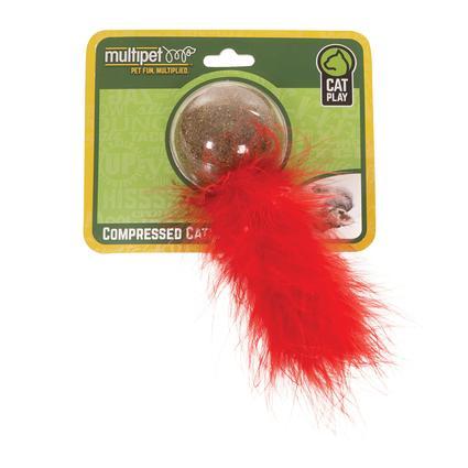 Compressed Catnip Ball