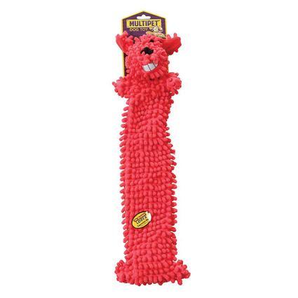 Loofa Floppy Dog Pet Toy
