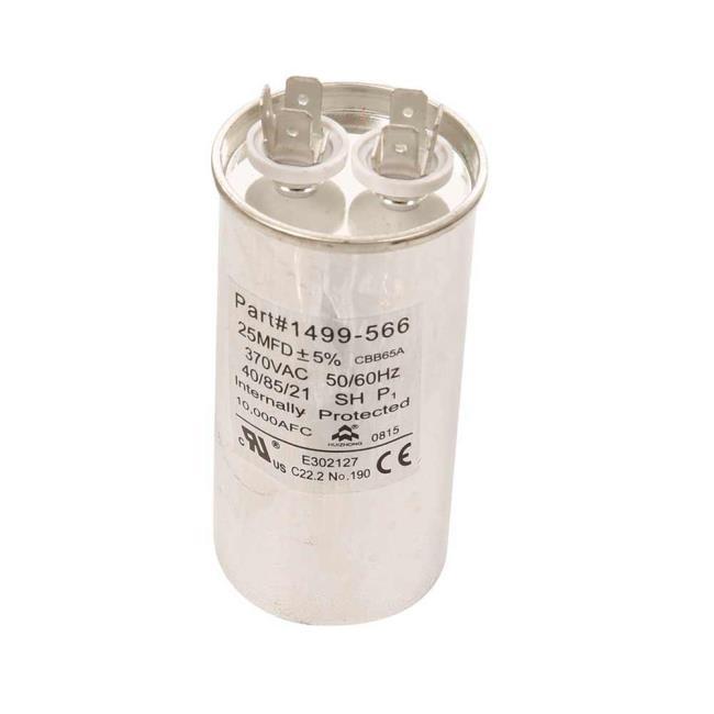 Capacitor fanrun 25 mfd 370 vac 50 60 hz rv products image capacitor fanrun 25 mfd 370 vac 50 60 greentooth Choice Image