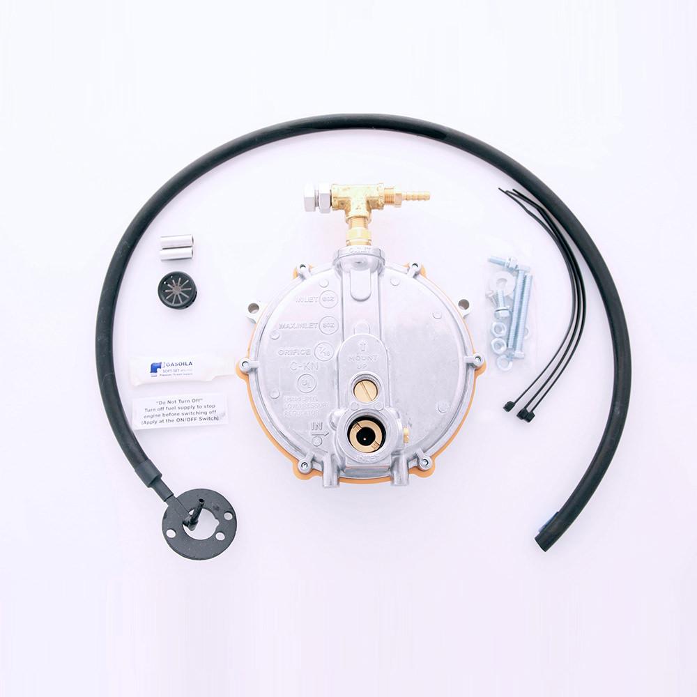 Motor Snorkel Tri Fuel Generator Conversion Kit For 1600