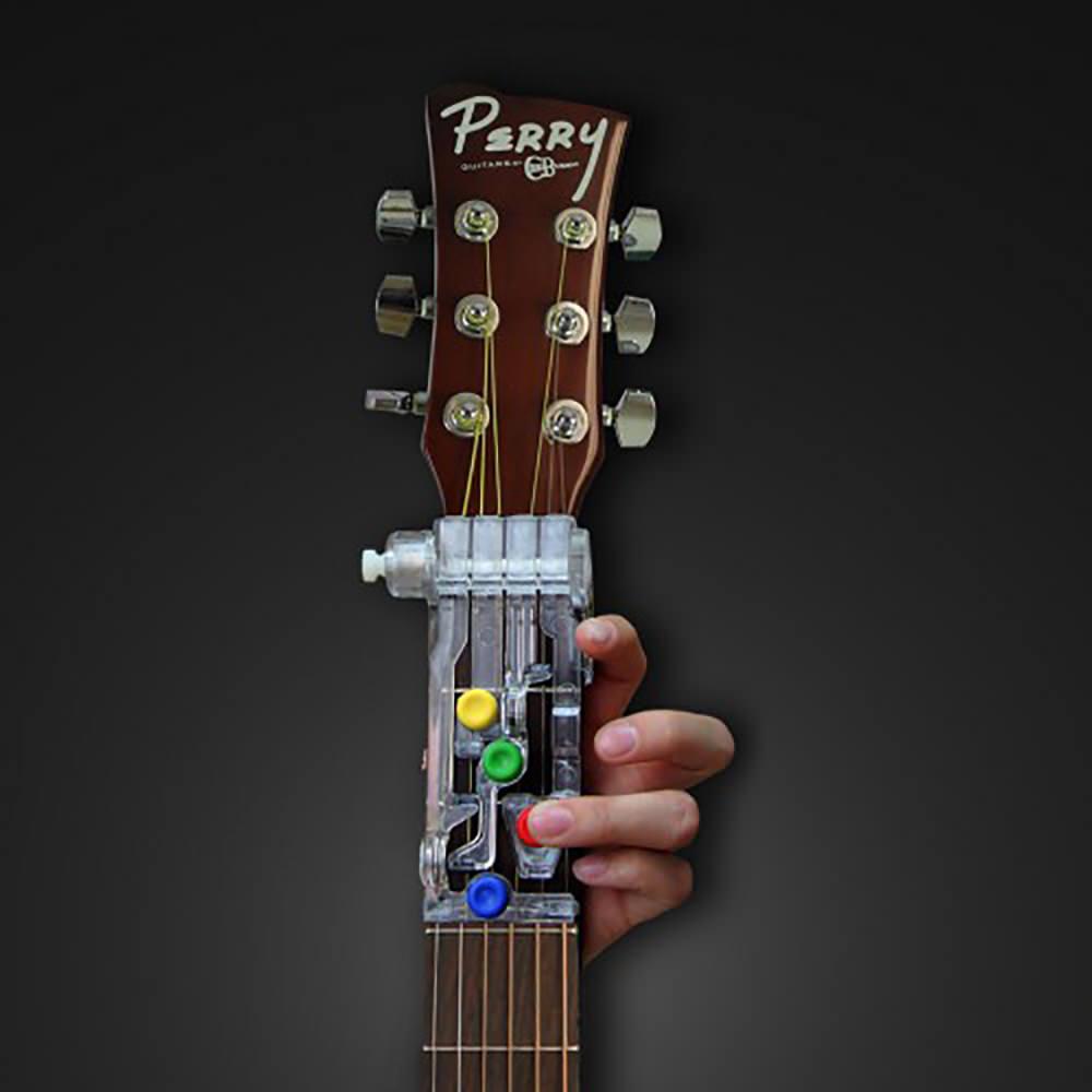 Chordbuddy Guitar Learning System Left Handed Chord Buddy Cb1001