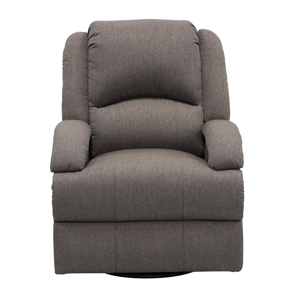 ... Thomas Payne Collection Heritage Series Swivel Glider Recliner, Dunes  Gray ...