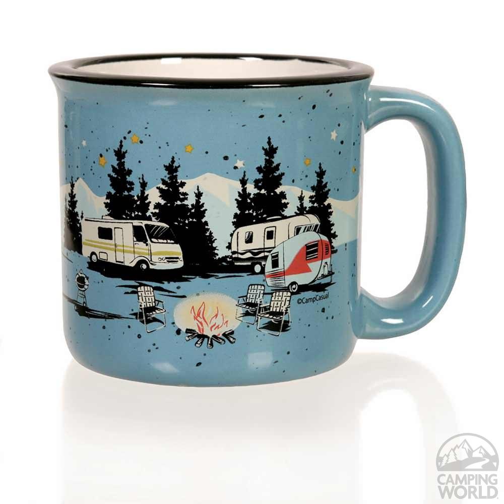 Camp casual mug blue camp casual cc 004b cups mugs hydration camp casual mug blue gumiabroncs Image collections