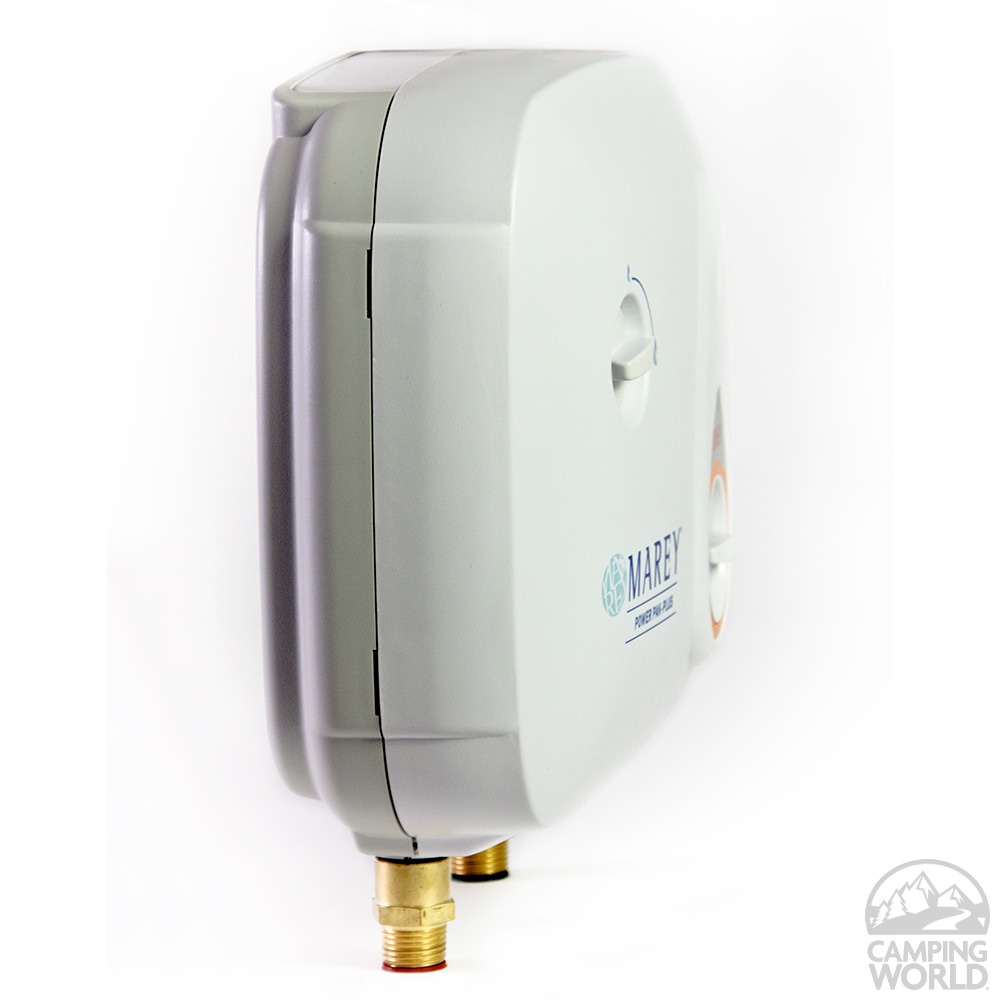 Power pak electric tankless water heater for 4 bathroom tankless water heater