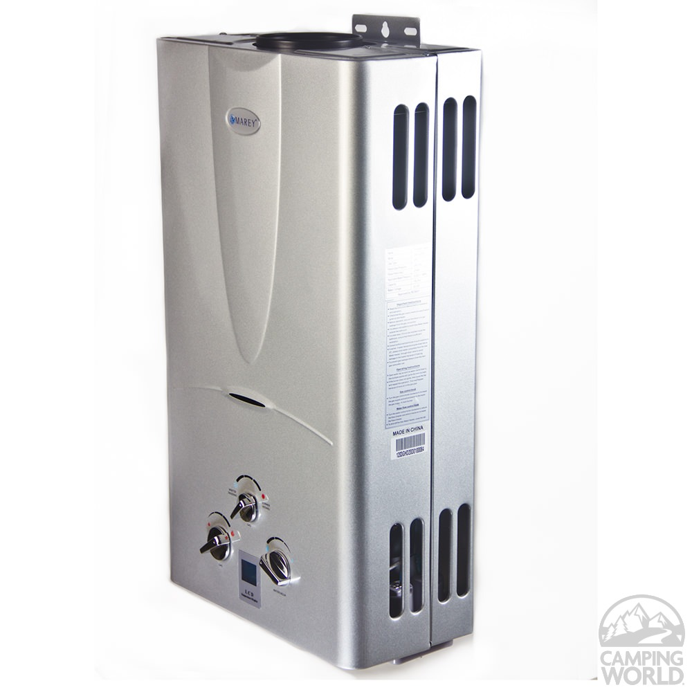power gas tankless water heater with digital panel 10l ng ebay. Black Bedroom Furniture Sets. Home Design Ideas