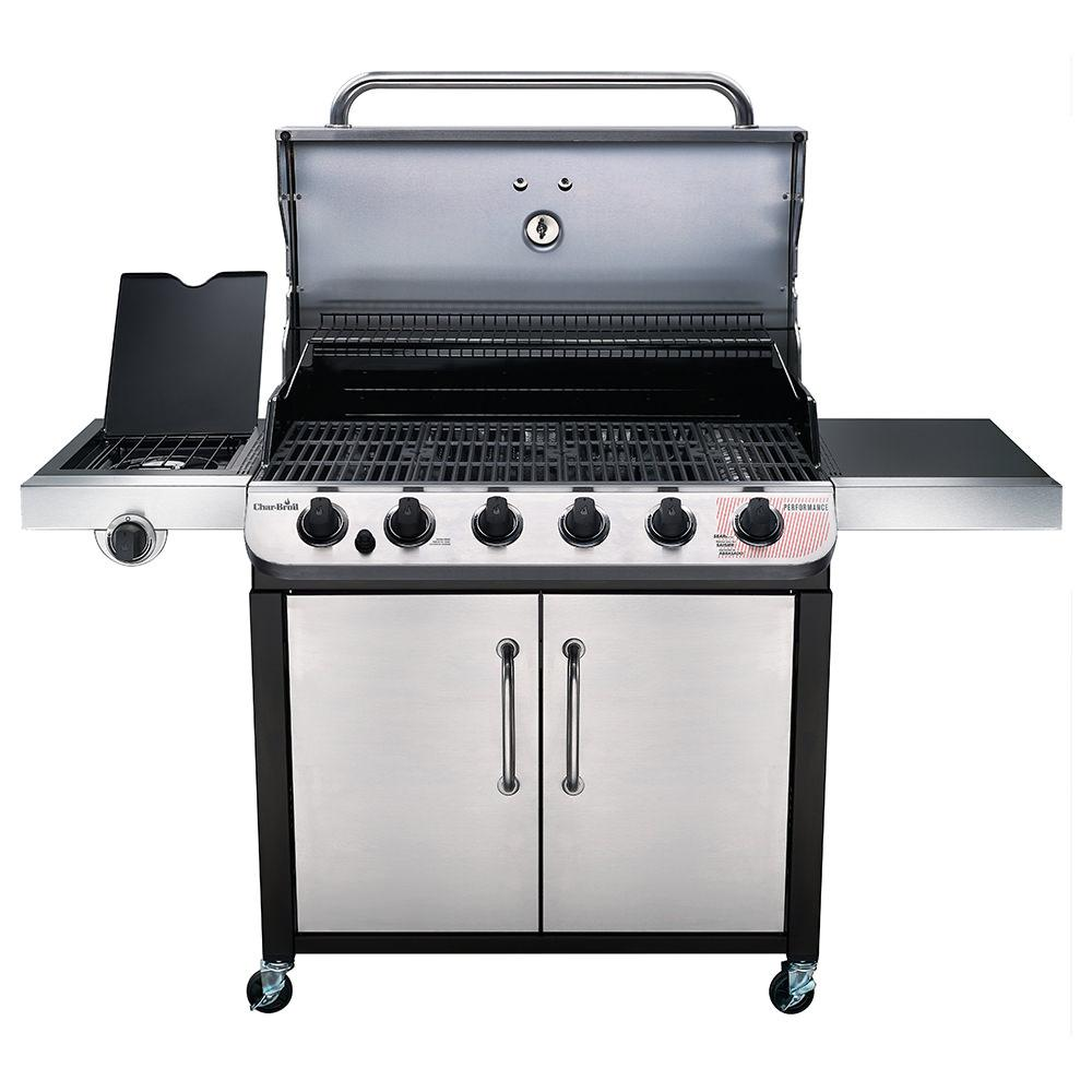Gas Grills Product ~ Char broil performance burner cabinet gas grill