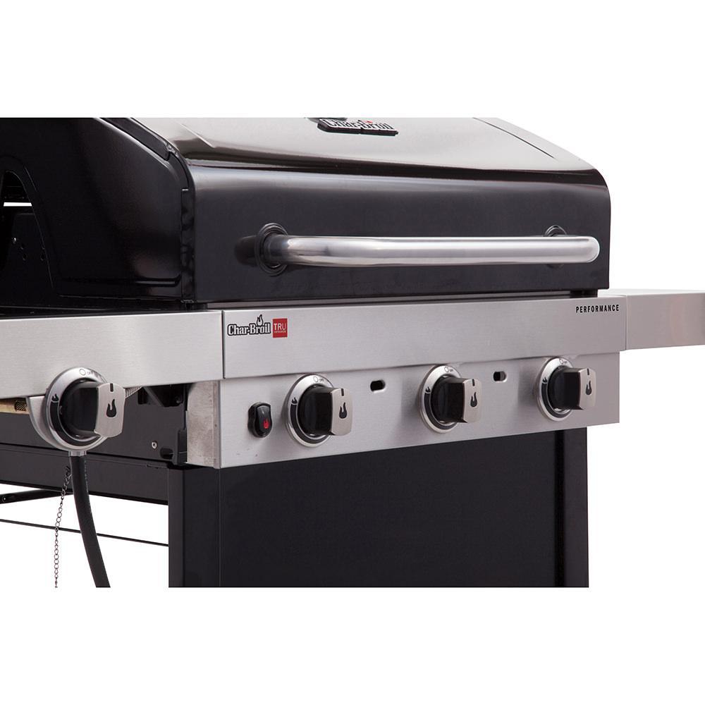 char broil performance tru infrared 3 burner gas grill 24 000 btu