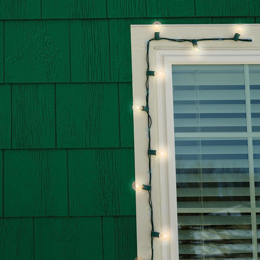 command outdoor light clips 2 3m 17017clr awes racks hooks. Black Bedroom Furniture Sets. Home Design Ideas