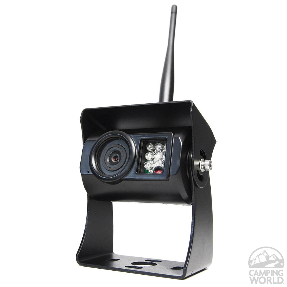 RVS Quad View Wireless Backup Camera System - Rear View Safety Inc ...