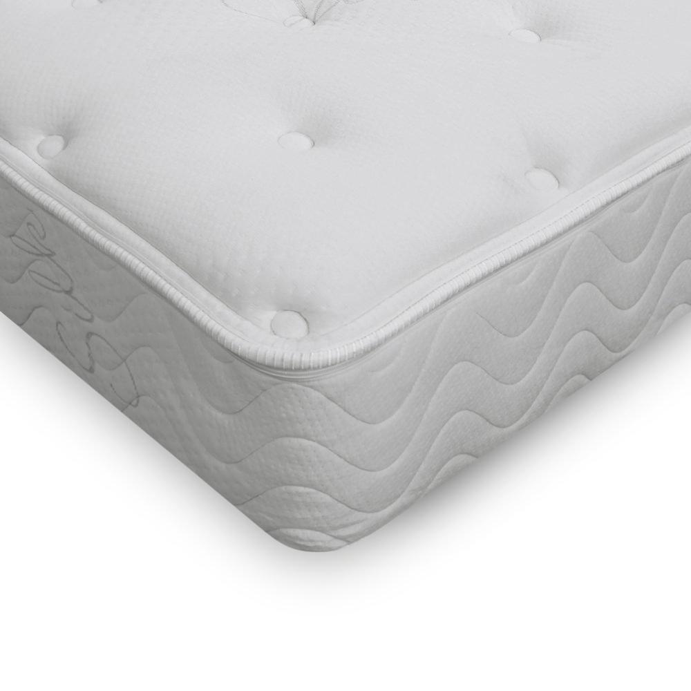 "Silk Elegance 10"" Memory Foam Mattress Bedinabox Llc"