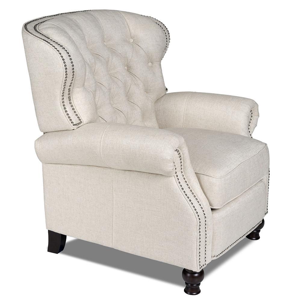 cambridge linen recliner brussels linen opulence home 2568