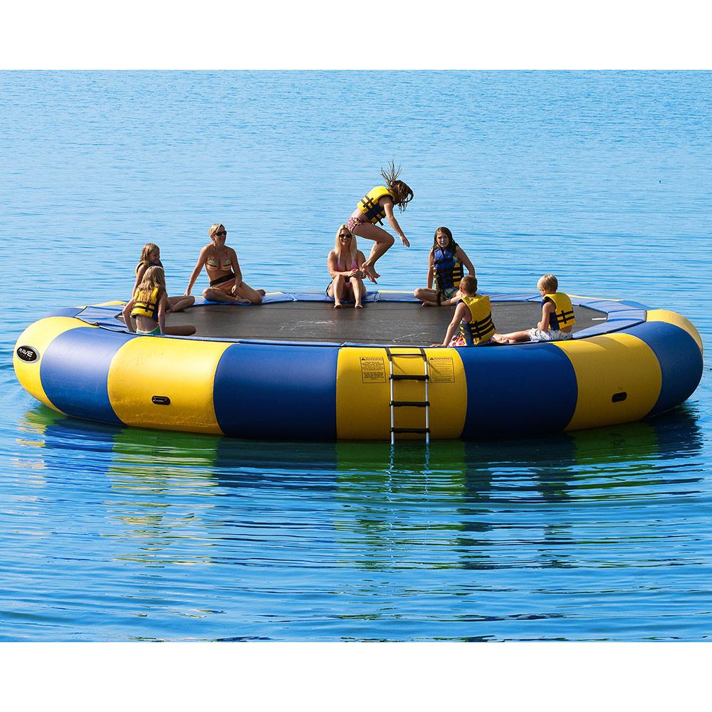Rave 25 Aqua Jump Water Trampoline Water Toys Camping
