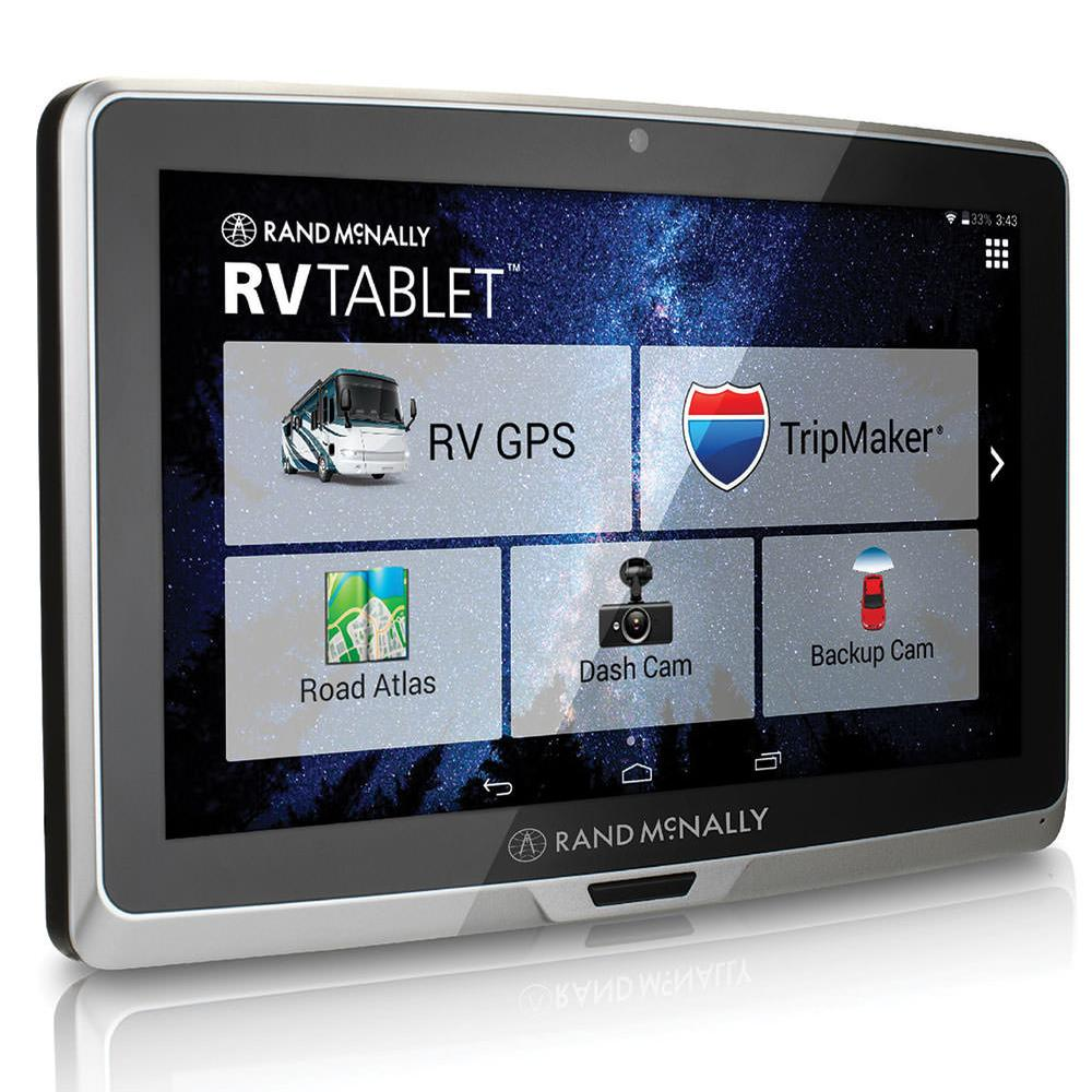 Rand Mcnally Gps >> Rand Mcnally Rv Tablet 70 Gps Rand Mcnally 0528018485 Gps Units