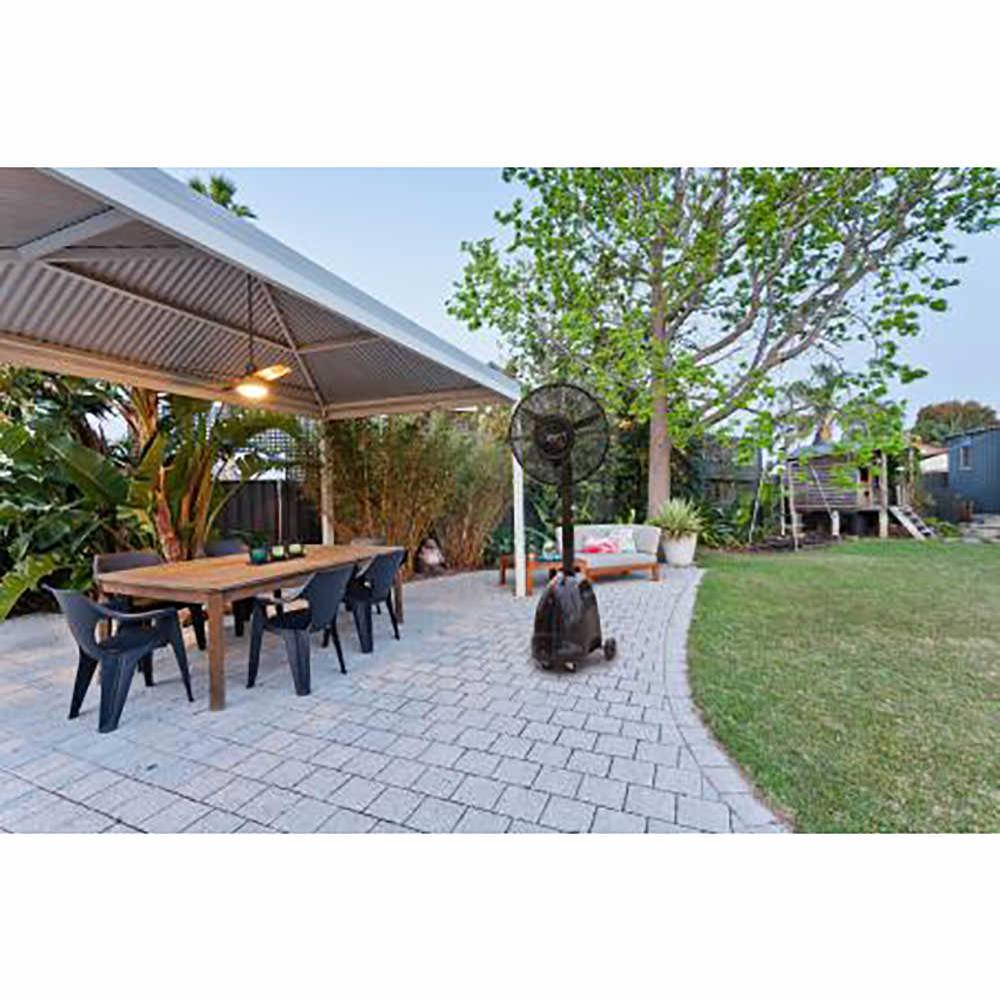 home yard system co depot patrofi mister veloclub patio design misting misters
