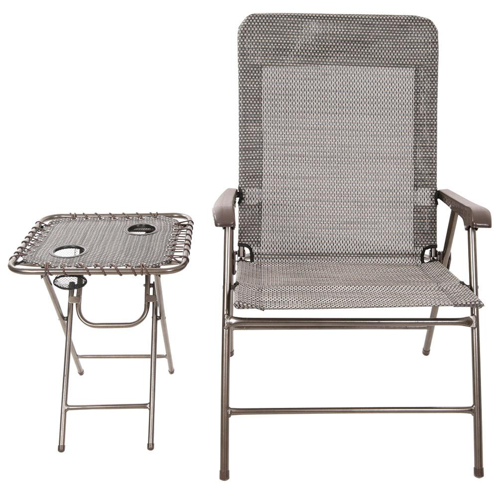 ... Wide Mesh Chair With Table ...