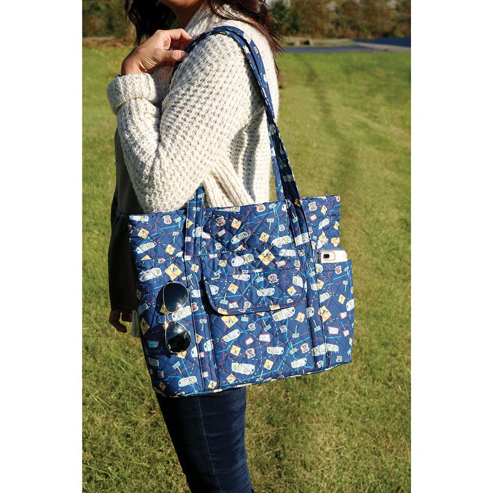 crafting michael with quilted i sew tutorial excited of am tote any friends and from hello mama quilt you be so m today made to ann block bag