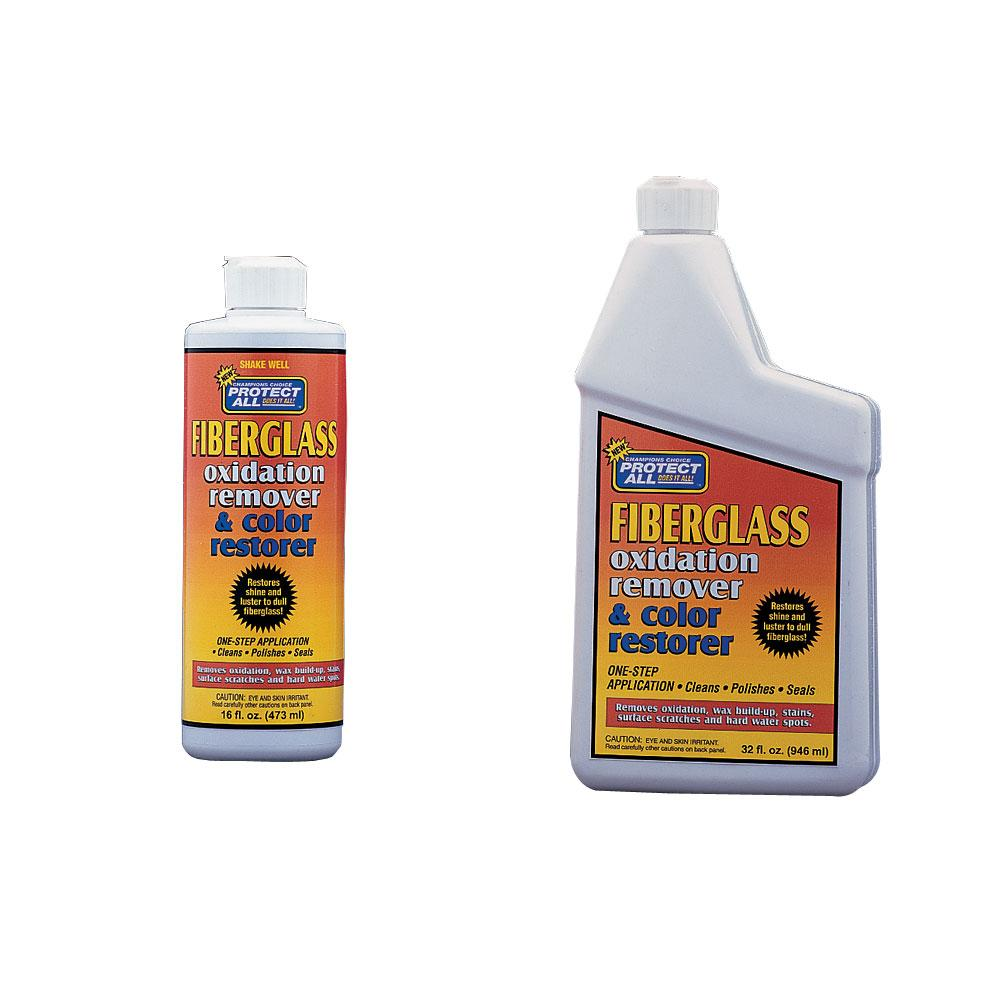 Protect All Fiberglass Oxidation Remover And Color