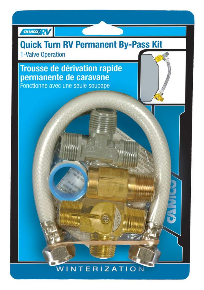 Quick Turn By Pass Kit Camco 35983 Winterizing Camping World