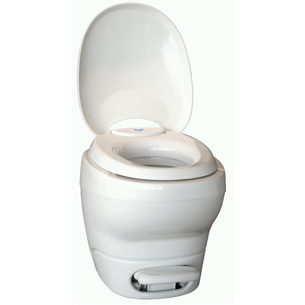 Bravura Toilet Low Profile  Parchment