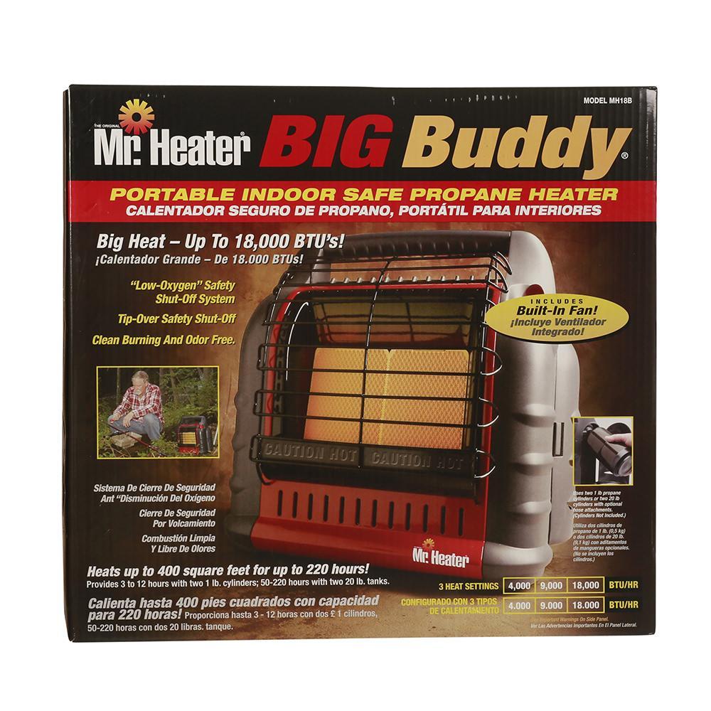 big buddy heater mr heater f274825 f274800 895 portable heaters rh campingworld com Mr. Heater Accessories Mr. Heater Parts