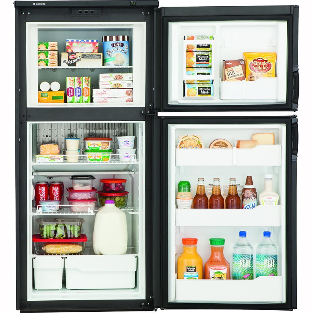 Ft · Dometic New Generation RM3762 2-Way Refrigerator Double Door 7.0 Cu. & Dometic New Generation RM3762 2-Way Refrigerator Double Door 7.0 ...