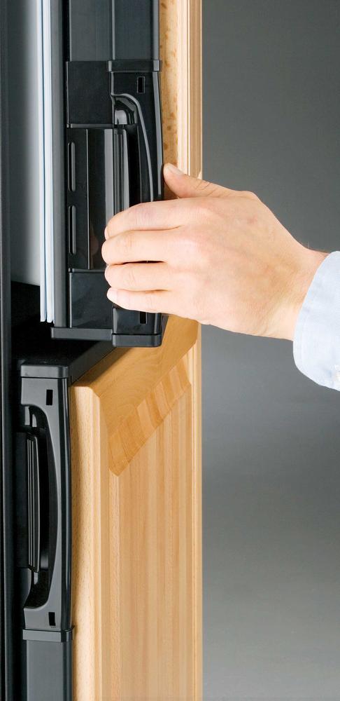 Dometic New Generation RM3962 2-Way Refrigerator, Double Door, 9.0 ...