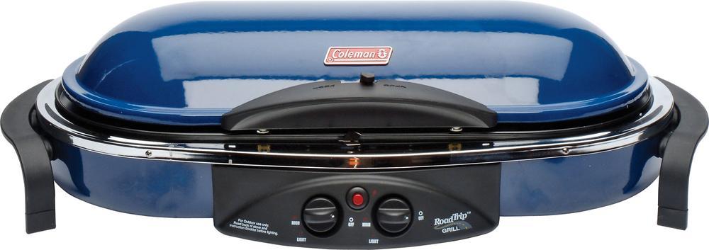Coleman Roadtrip Classic Grill Blue Ebay