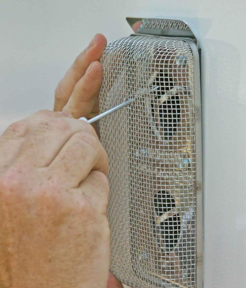 Flying Insect Screen For Sol Aire Coleman Hydroflame And