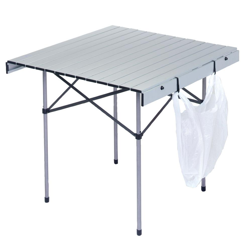 Square folding tables -  Roll Up Table 32 Square