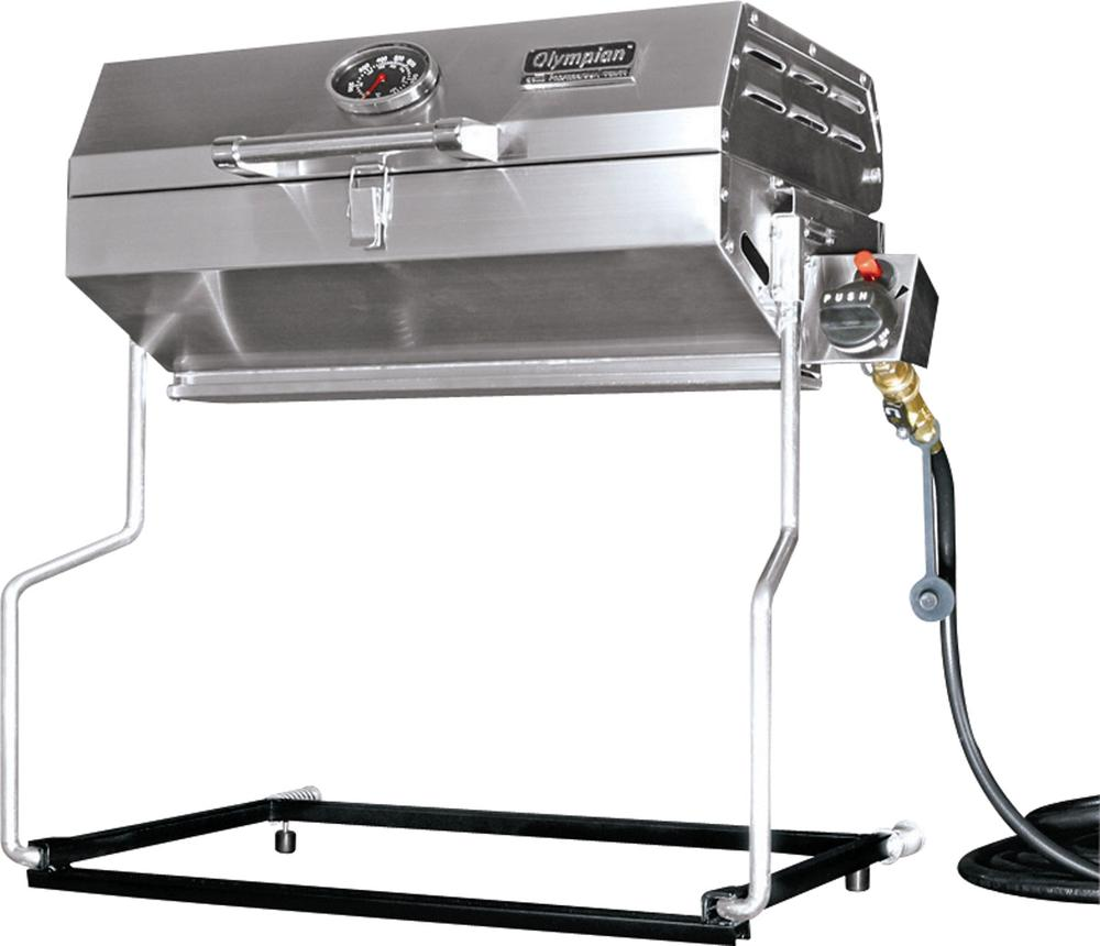 Stainless Steel Mountable Grill Camco Rv 57305 Gas Grills Html Autos Weblog